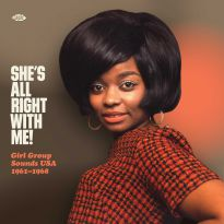She's All Right With Me! Girl Group Sounds USA 1961-1968 (MP3)