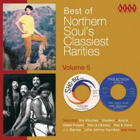 Best Of Northern Soul's Classiest Rarities Volume 5 (MP3)