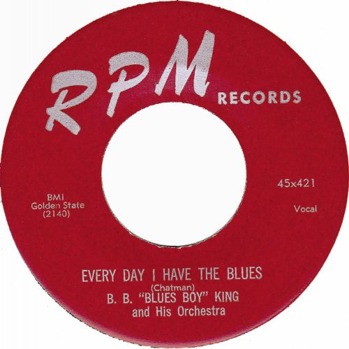 Every Day I Have The Blues by B. B. King