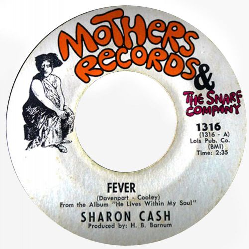 Fever by Sharon Cash