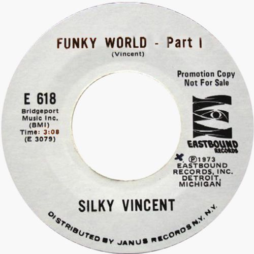 Funky World (Part 1) by Silky Vincent