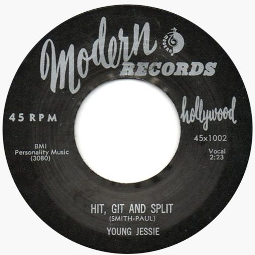 Young Jessie 'Hit, Git and Split'