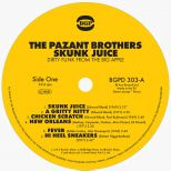 Skunk Juice: Dirty Funk From The Big Apple side 1