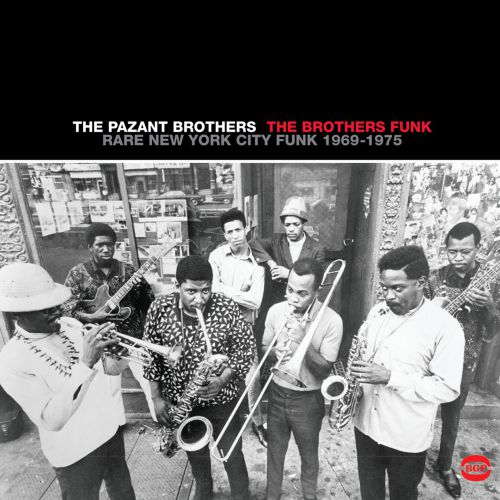 The Brothers Funk: Rare New York City Funk