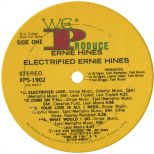 Ernie Hines 'Electrified' courtesy of Steve Plumb