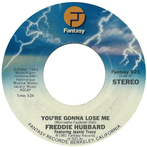 Freddie Hubbard 'You're Gonna Lose Me' courtesy of Frederik Andersson