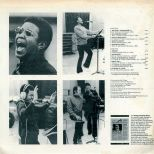 Newport News, Virginia LP back cover