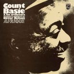Count Basie 'Afrique' LP cover