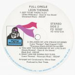 Full Circle LP label side 2