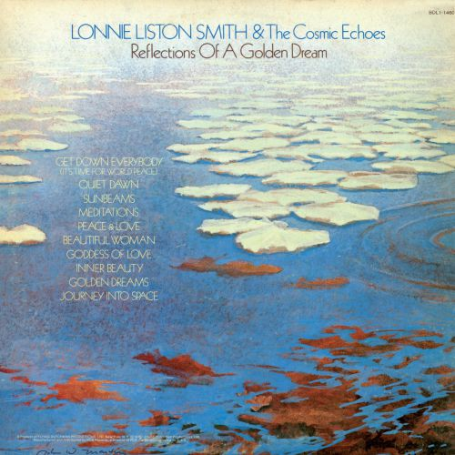 Reflections Of A Golden Dream LP back cover