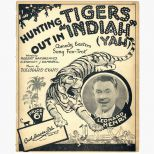'Hunting Tigers Out In Indiah (Yah)' advert