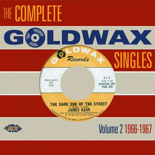 The Complete Goldwax Singles Volume 2 1966-67