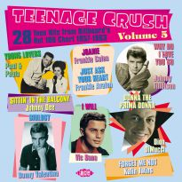 Teenage Crush Vol 5