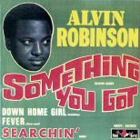 Alvin Robinson 'Down Home Girl' courtesy of Mick Patrick