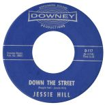 Jessie Hill 'Down The Street' courtesy of Brian Nevill
