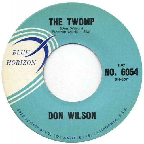 Don Wilson 'The Twomp'