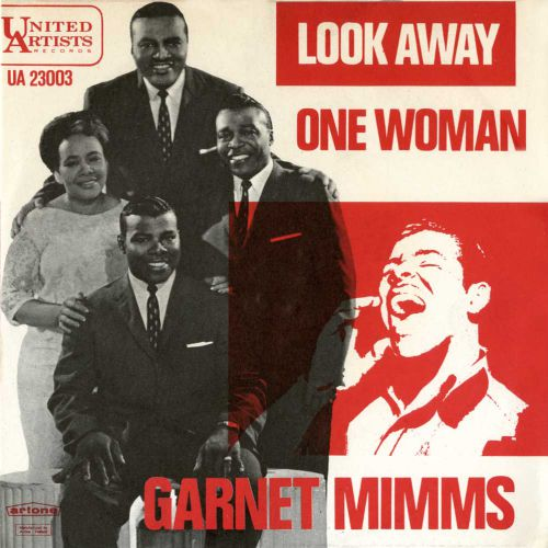 Garnet Mimms 'Look Away / One Woman' courtesy of Mick Patrick