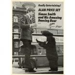 The Alan Price Set 'Simon Smith And The Amazing Dancing Bear' poster