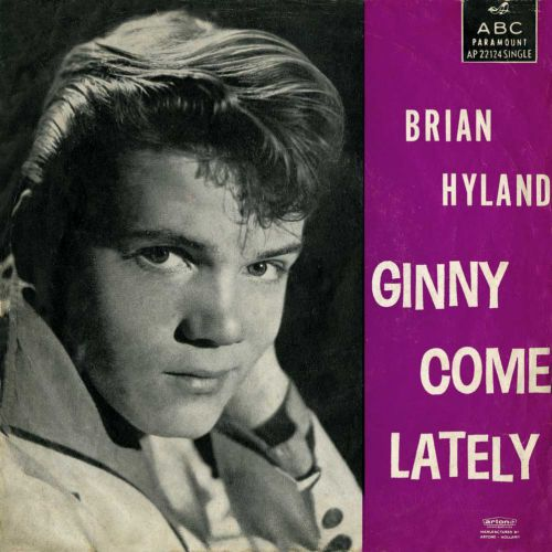 Brian Hyland 'Ginny Come Lately'