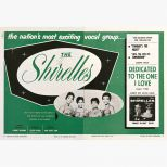 The Shirelles advert