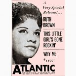 Ruth Brown 'This Little Girl's Gone Rockin'' advert