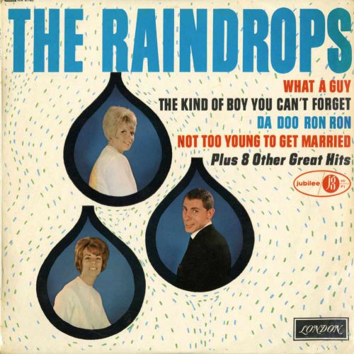 The Raindrops 'courtesy of Rob Finnis