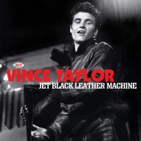 Jet Black Leather Machine