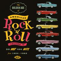 The Golden Age Of American Rock'n'Roll Volume 12