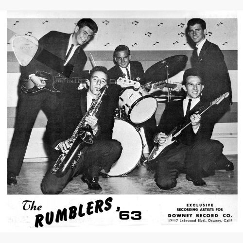 The Rumblers courtesy of Rex de Long