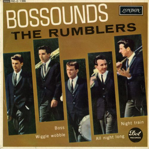 The Rumblers 'Bossounds' courtesy of Brian Nevill