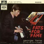Georgie Fame & The Blue Flames 'Fats For Fame' courtesy of Roger Stewart
