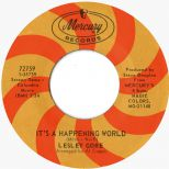 Lesley Gore 'It's A Happening World' courtesy of Mick Patrick