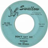 Nathan & The Sparks 'Don't Say No'