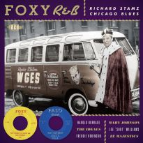 Foxy R&B - Richard Stamz Chicago Blues