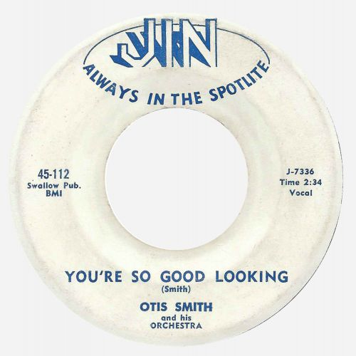 Otis Smith 'You're So Good Looking'