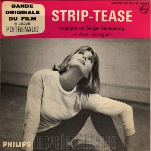 Serge Gainsbourg 'Strip-Tease'