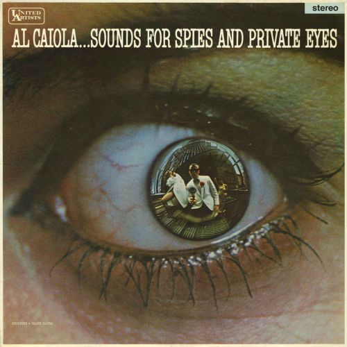 'Sounds for Spies and Private Eyes'
