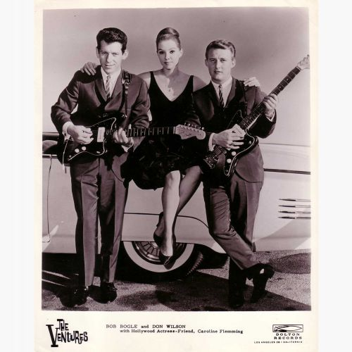 The Ventures with Caroline Flemming