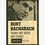 Burt Bacharach advert