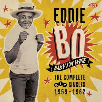 Baby I'm Wise: The Complete Ric Singles 1959-1962