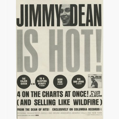 Jimmy Dean advert