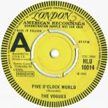 The Vogues 'Five O'Clock World'