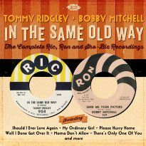 In The Same Old Way - The Complete Ric, Ron And Sho-Biz Recordings