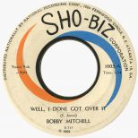 Bobby Mitchell 'Well I Done Got Over It'