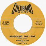 Charles Page 'Searching for Love' 45