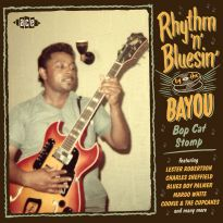 Rhythm & Bluesin' By The Bayou - Bop Cat Stomp