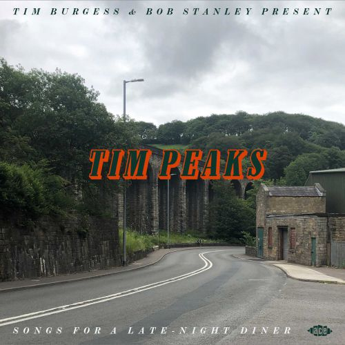 Tim Burgess & Bob Stanley Present TIM PEAKS - Songs For A Late-Night Diner