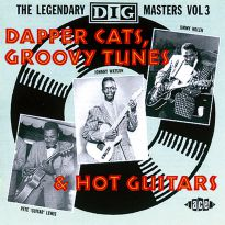 Dapper Cats, Groovy Tunes & Hot Guitars