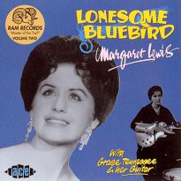 Lonesome Bluebird