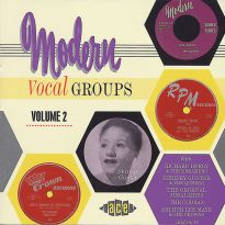 Modern Vocal Groups Vol 2